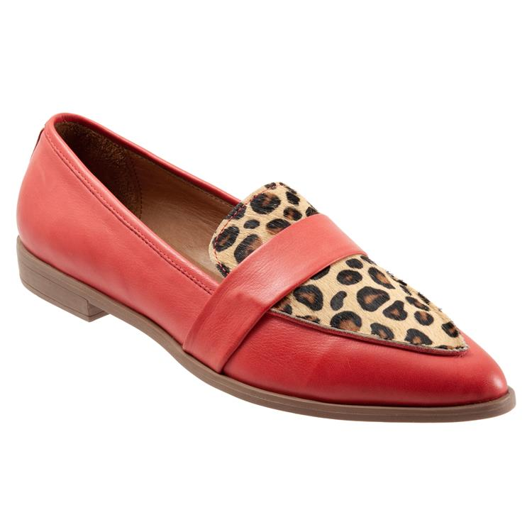 Barnes Red Leopard