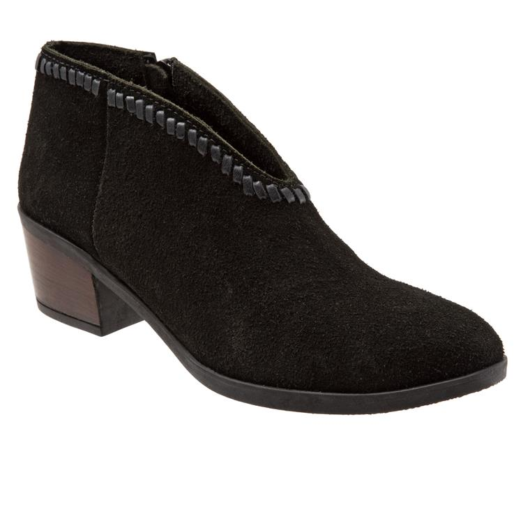 Chester Black Suede