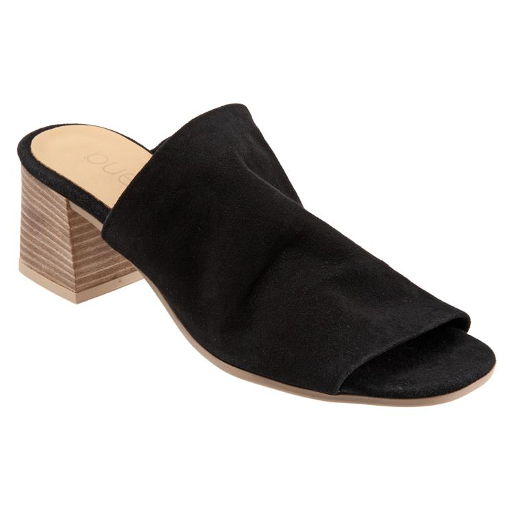 Emersyn Black Suede
