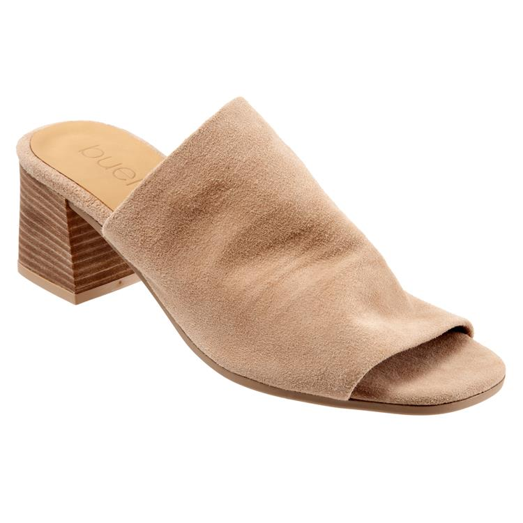 Emersyn Chocolate Suede