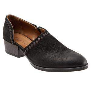 Lauren Black Nubuck