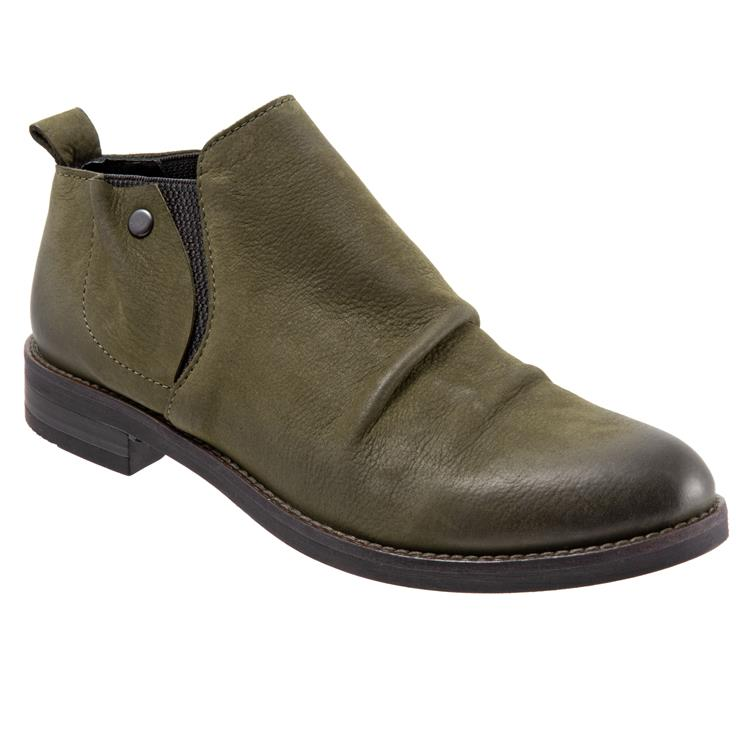 Pina Army Green Nubuck